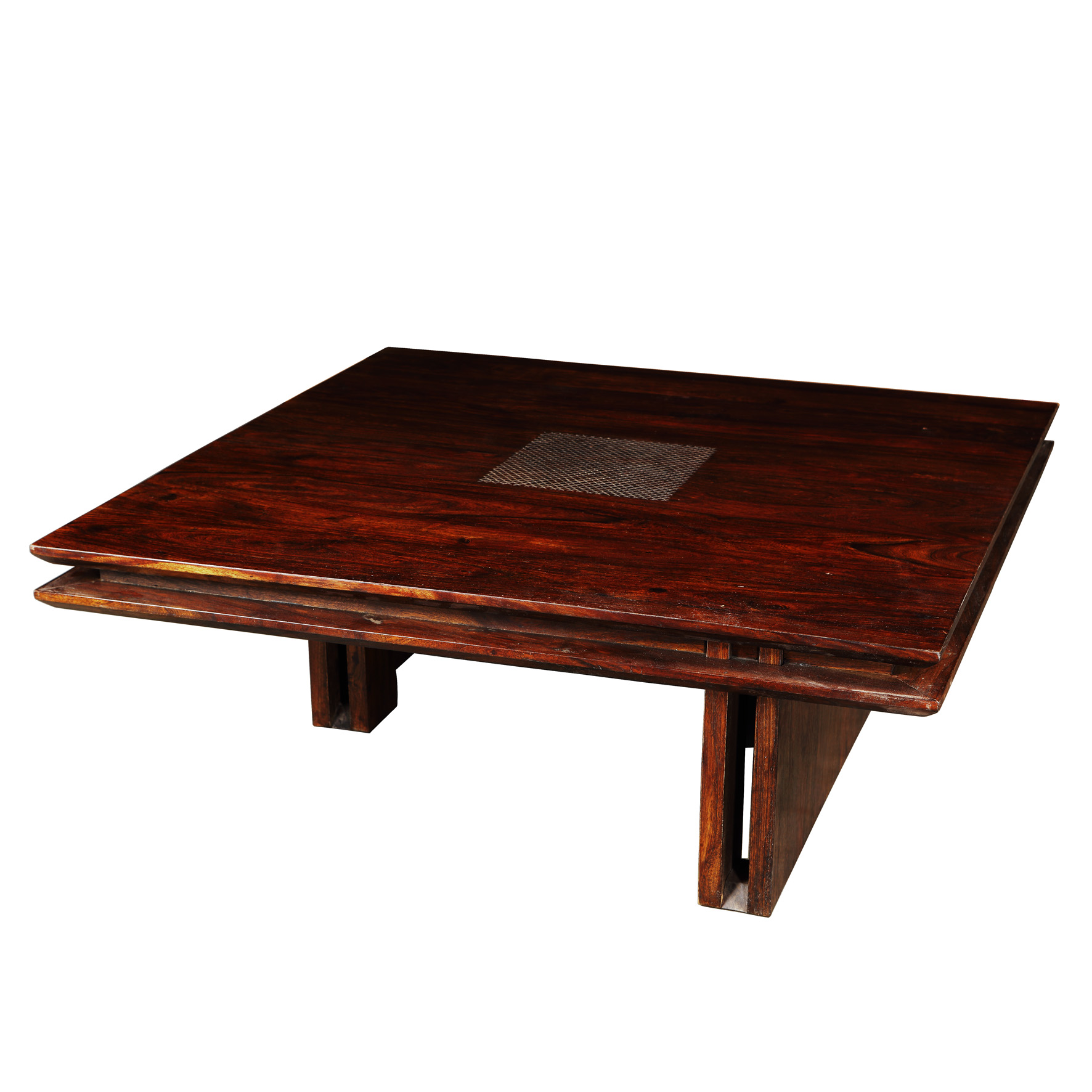 La table basse tribal la maison coloniale - Tables basses modulables ...