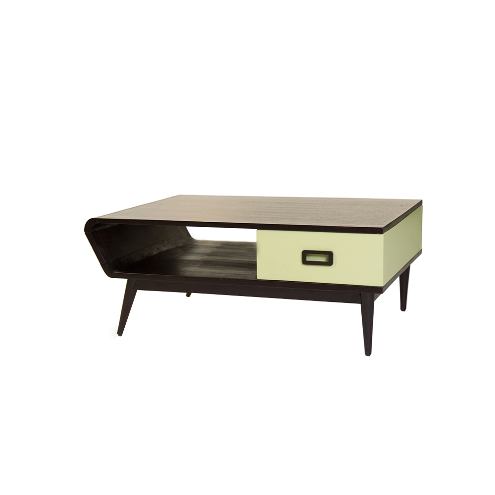 la table basse beebop laque la maison coloniale. Black Bedroom Furniture Sets. Home Design Ideas